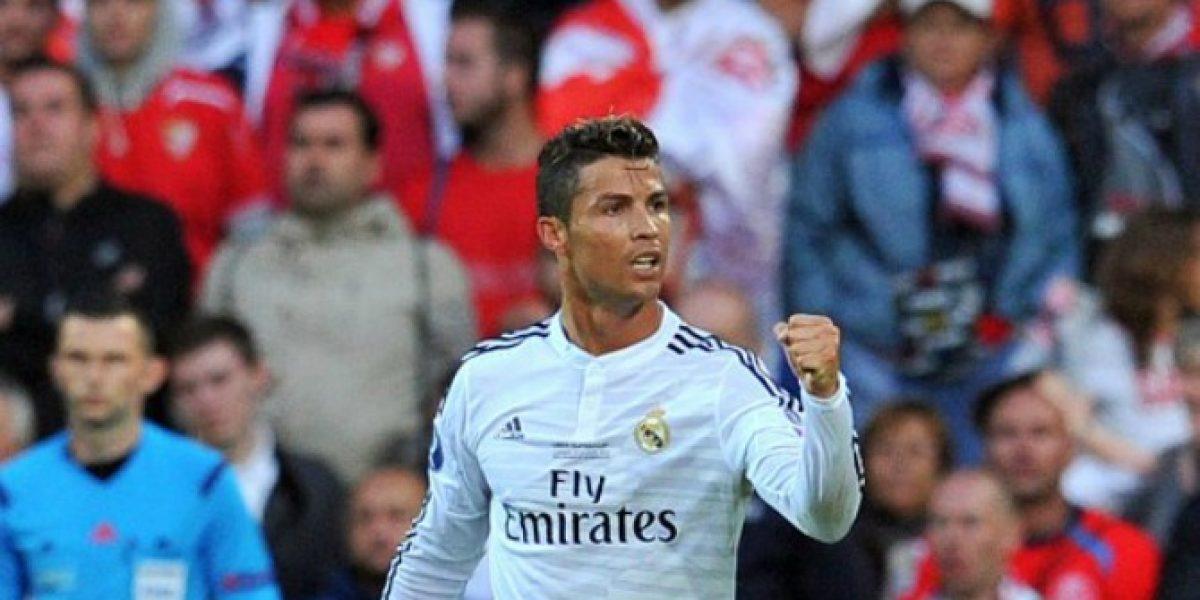 Real Madrid derrotó a Sevilla con dos goles de Ronaldo en la Supercopa de Europa