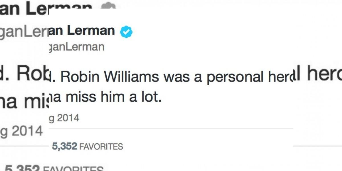 FOTOS: Hollywood se lamenta por la muerte de Robin Williams