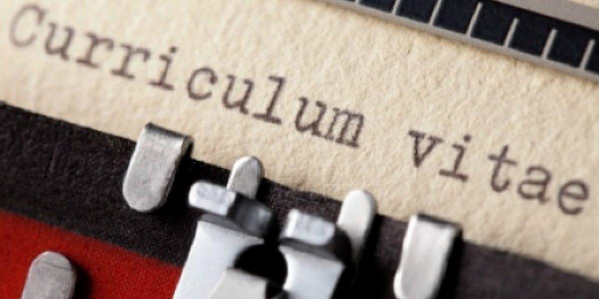 ¿Redactando tu CV? Estas son las palabras que debes evitar