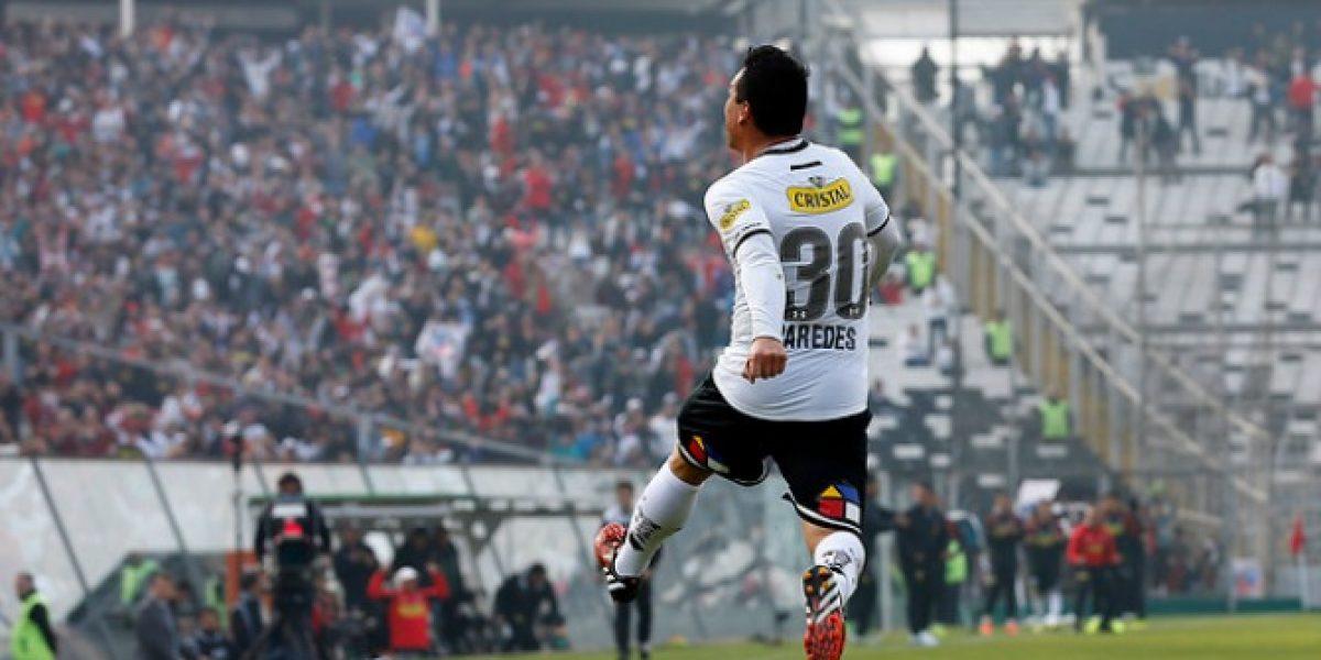 Esteban Paredes espera caída de la U y asegura que no renunció a la selección