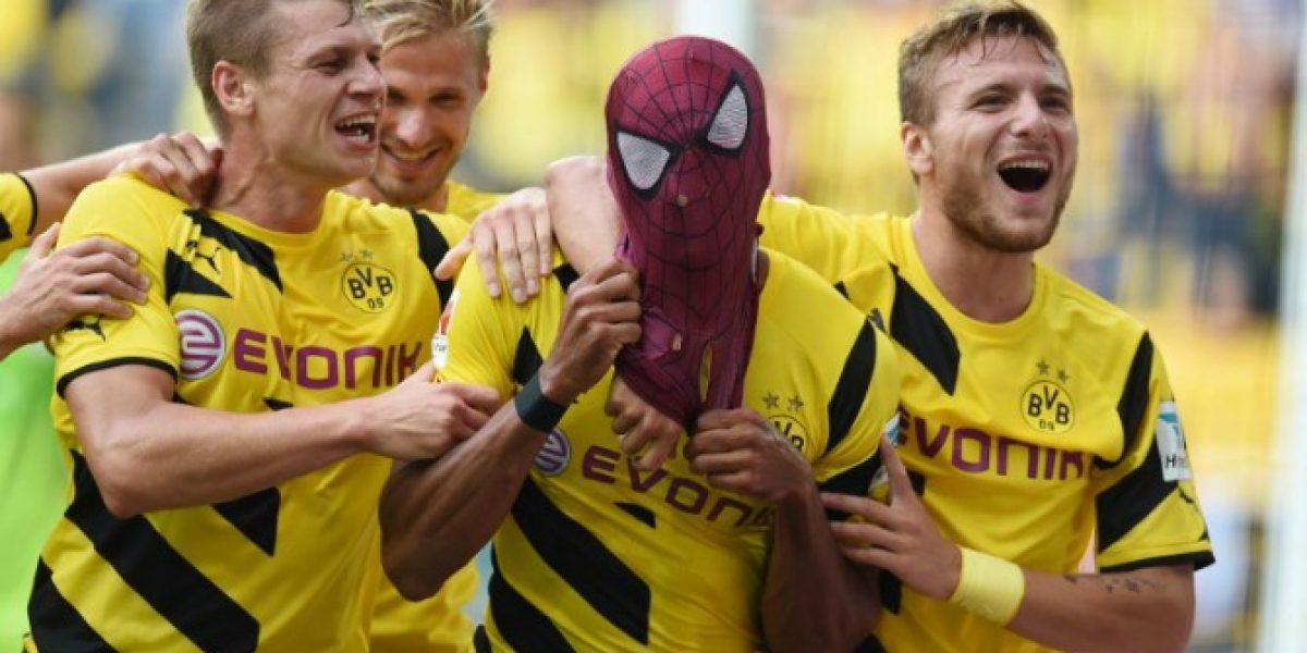 Borussia Dortmund derrotó al Bayern Munich y se quedó con la Supercopa alemana
