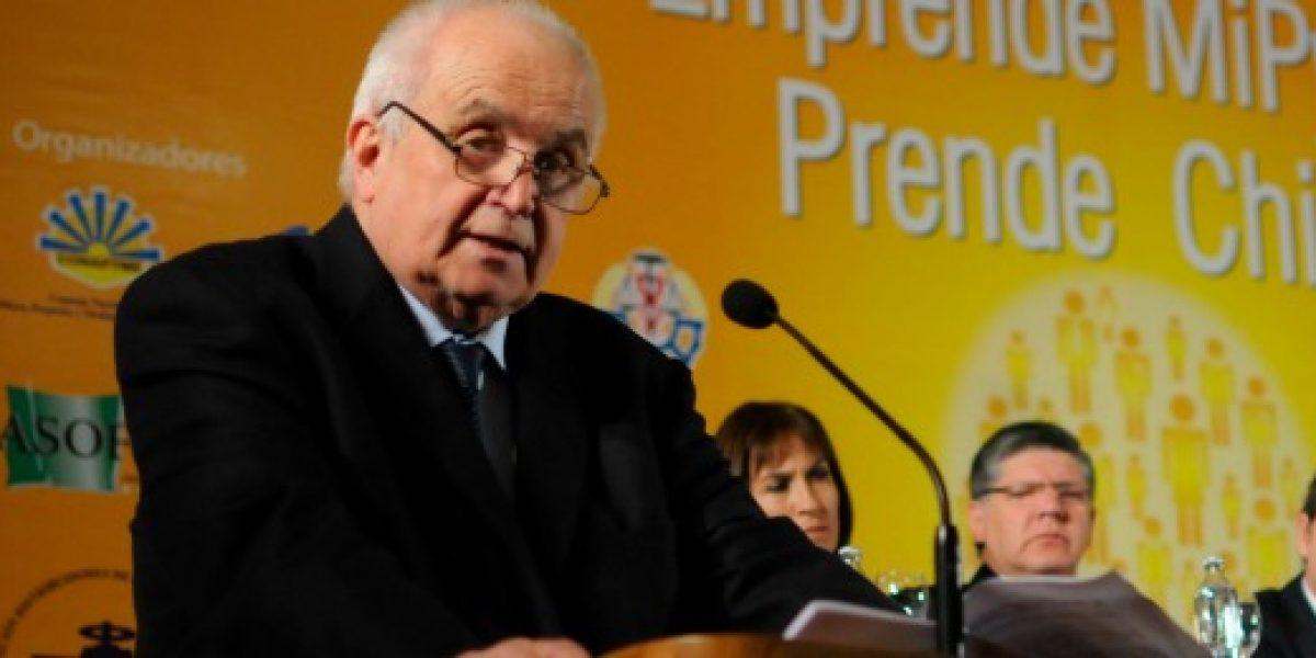 Dirigentes de pymes no quieren a parlamentarios UDI como voceros de su sector