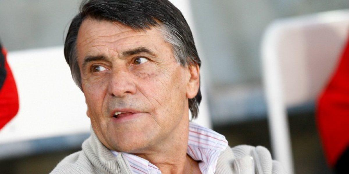 Tocalli confiesa que Claudio Vivas le pidió irse de la Roja Sub 20