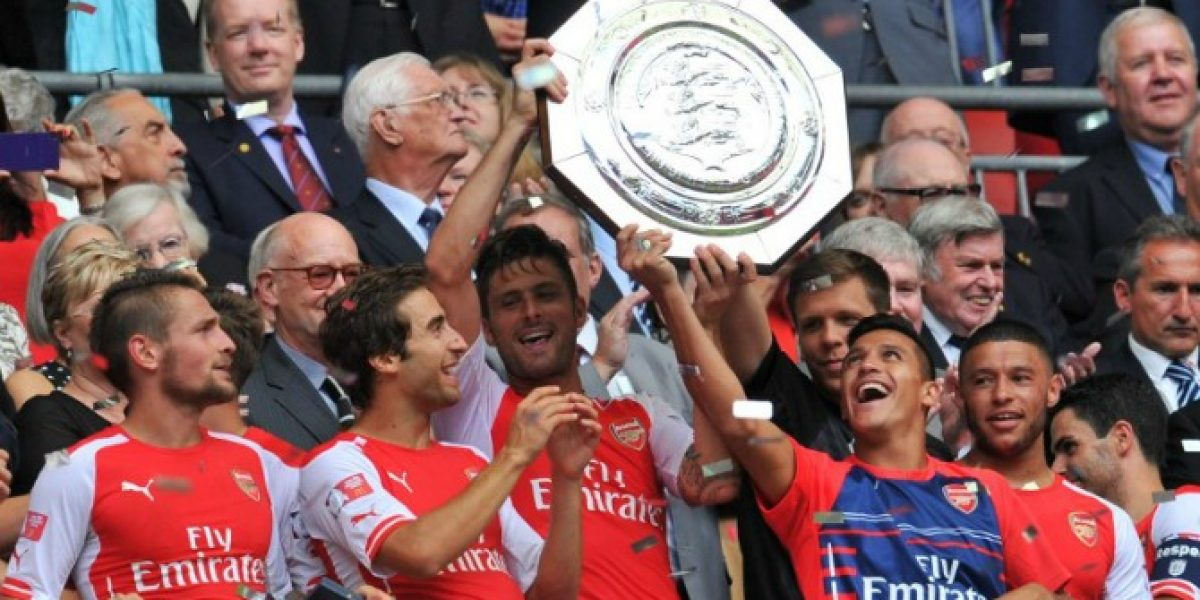 El Arsenal de Alexis no está en el podio de las apuestas para ganar la Premier