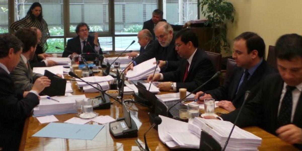 Ministro Arenas destaca la celeridad con la que se han aprobado los artículos de la reforma