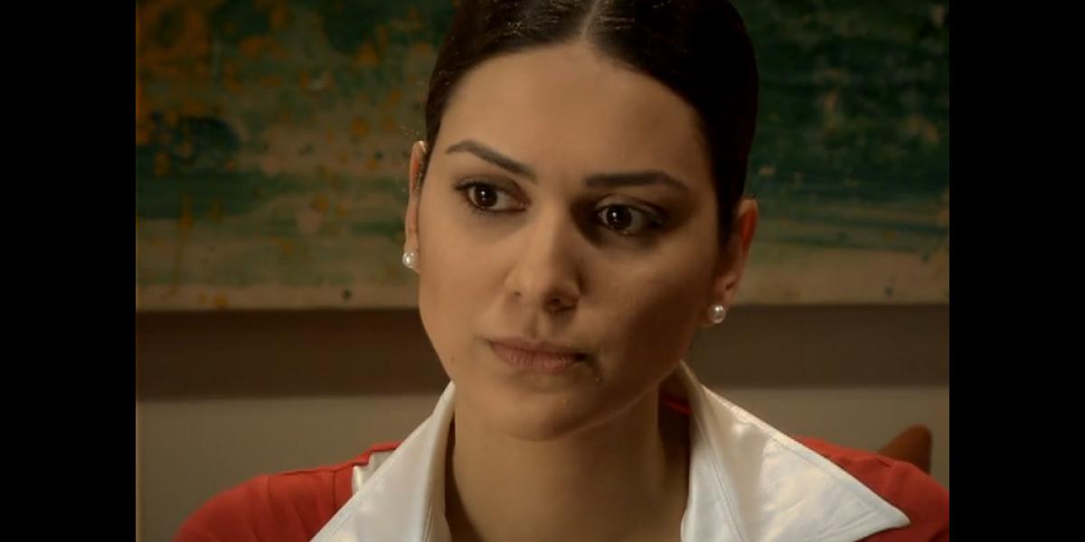 El inesperado primer contacto entre Sherezade y la hija de Onur