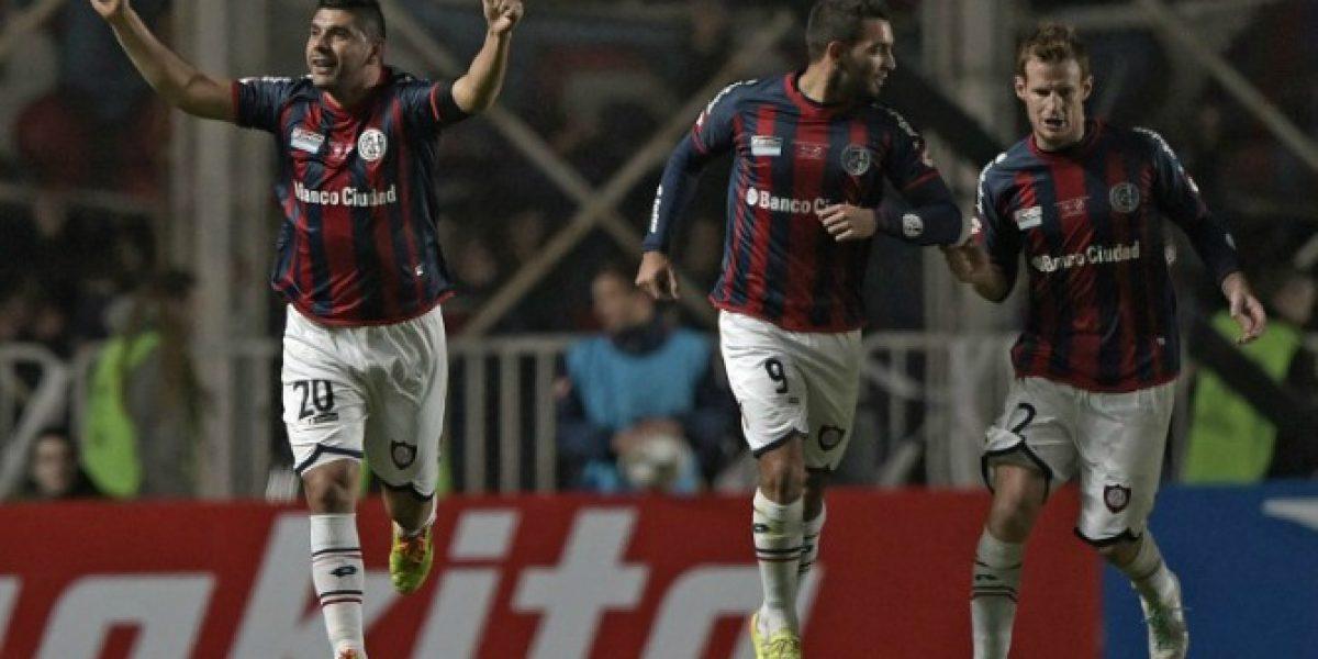 San Lorenzo supera con lo justo a Nacional y se queda con su primera Copa Libertadores