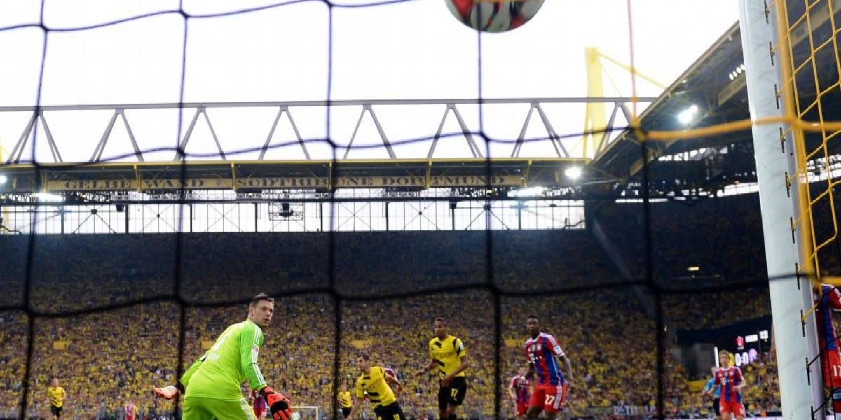 Galería: las mejores fotos de la Supercopa de Alemania
