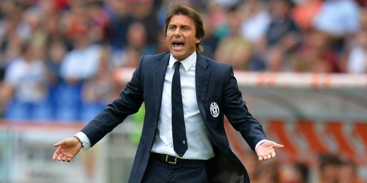 Ex técnico de Arturo Vidal dirigirá a la selección italiana