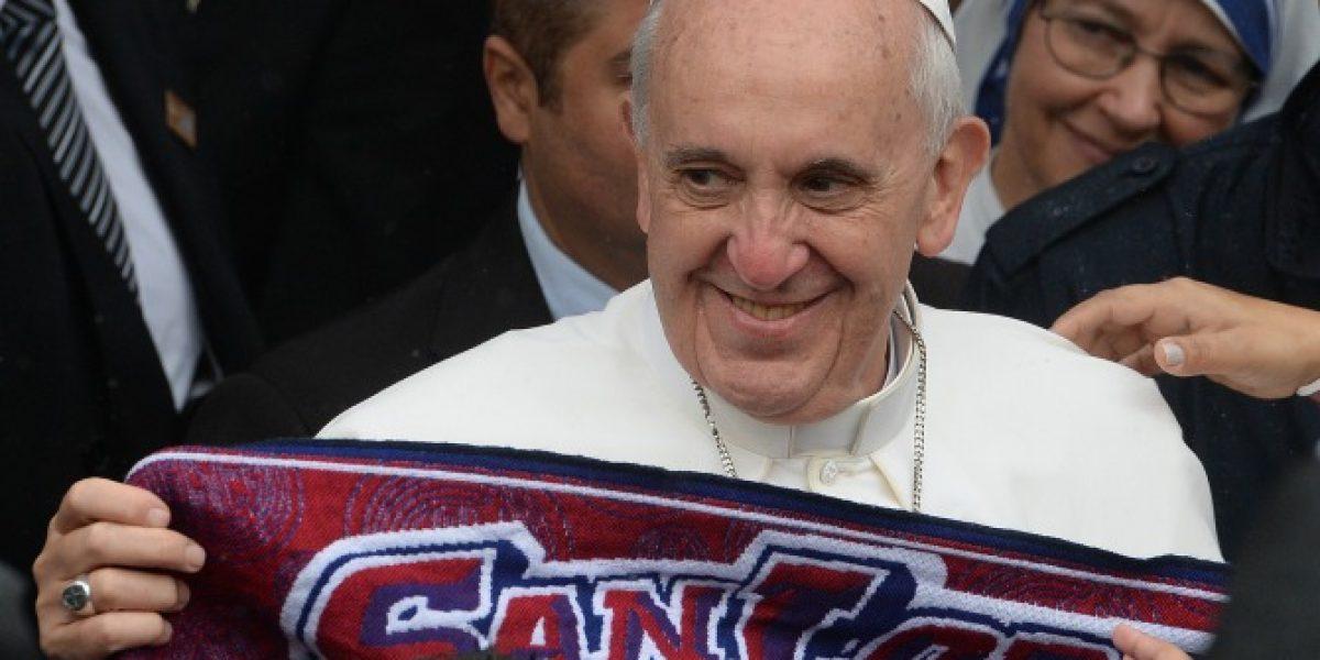 El mensaje del Papa Francisco a San Lorenzo tras la obtención de la Libertadores