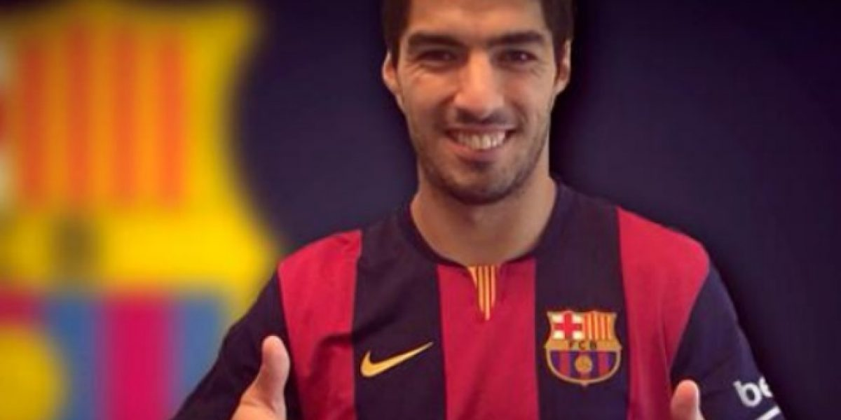 ¡Una buena! Barcelona anunció que Suárez se incorporará mañana a los entrenamientos