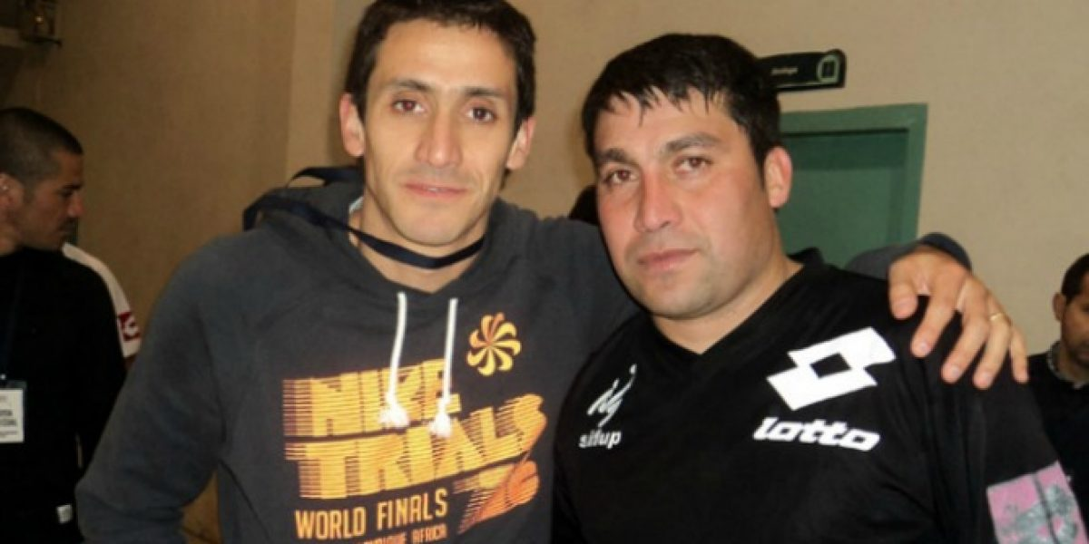 Luis Núñez tuvo emotivo reencuentro en cárcel Santiago Uno