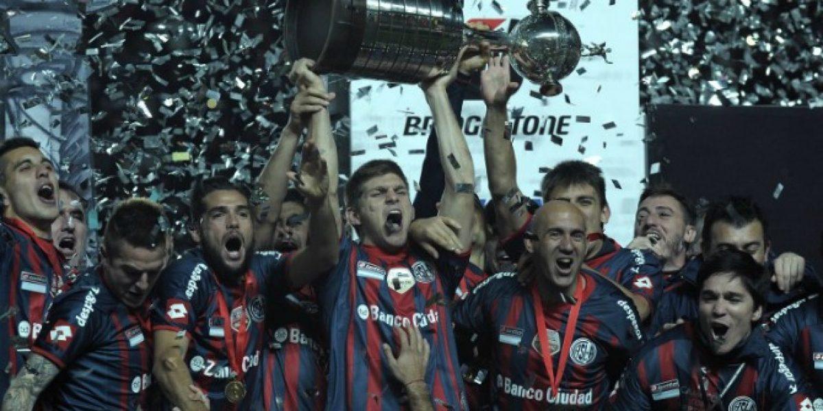 Echó a la esposa de la pieza: Presidente de San Lorenzo durmió con la Libertadores