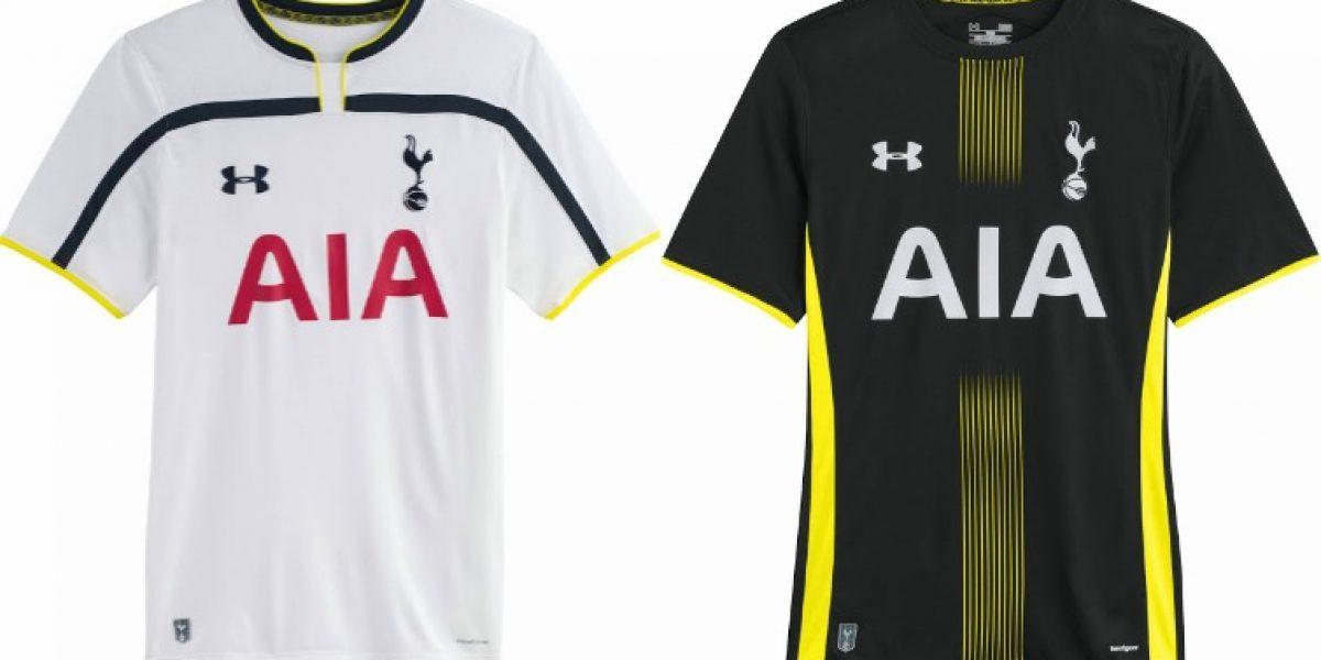 Cuenta regresiva: Todas las camisetas de la Premier League 2014/2015