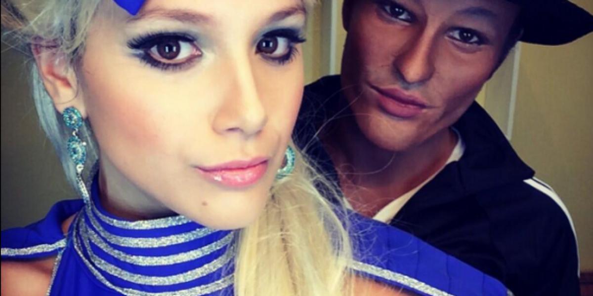 Aseguran que Augusto Schuster terminó con Barbie Vélez por infidelidad y él lo niega