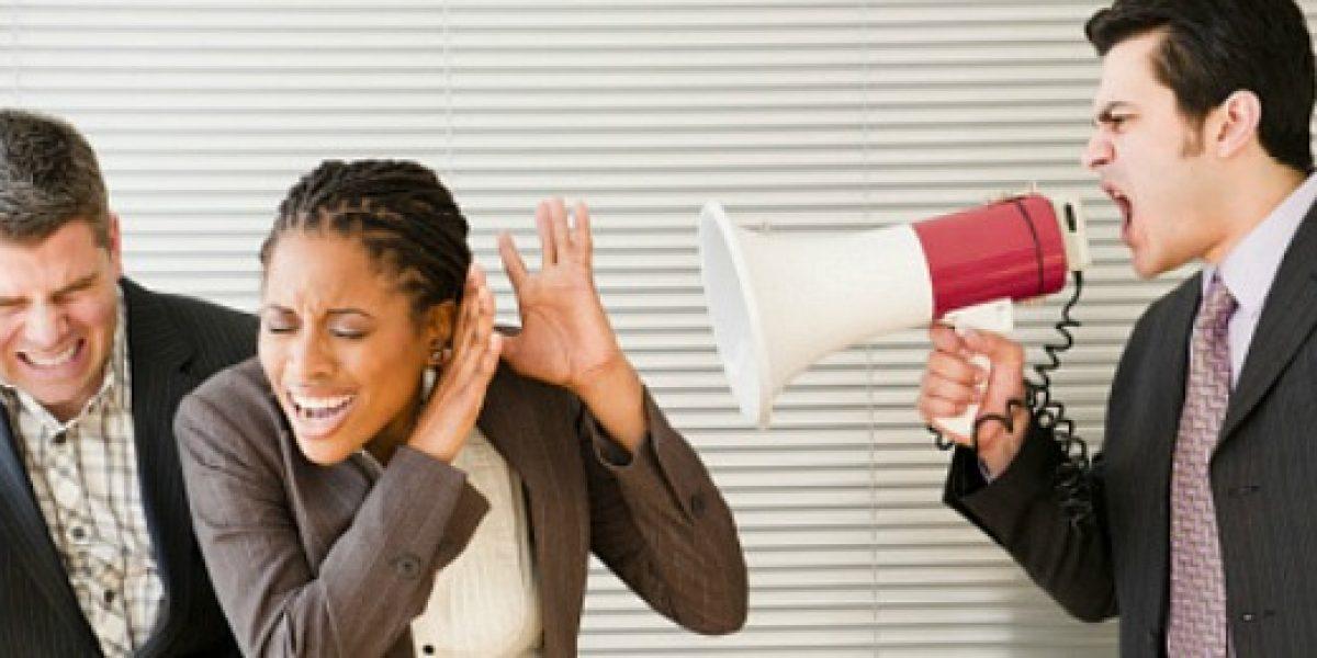 ¿Tienes un jefe abusador? Aquí unos tips para manejarlo