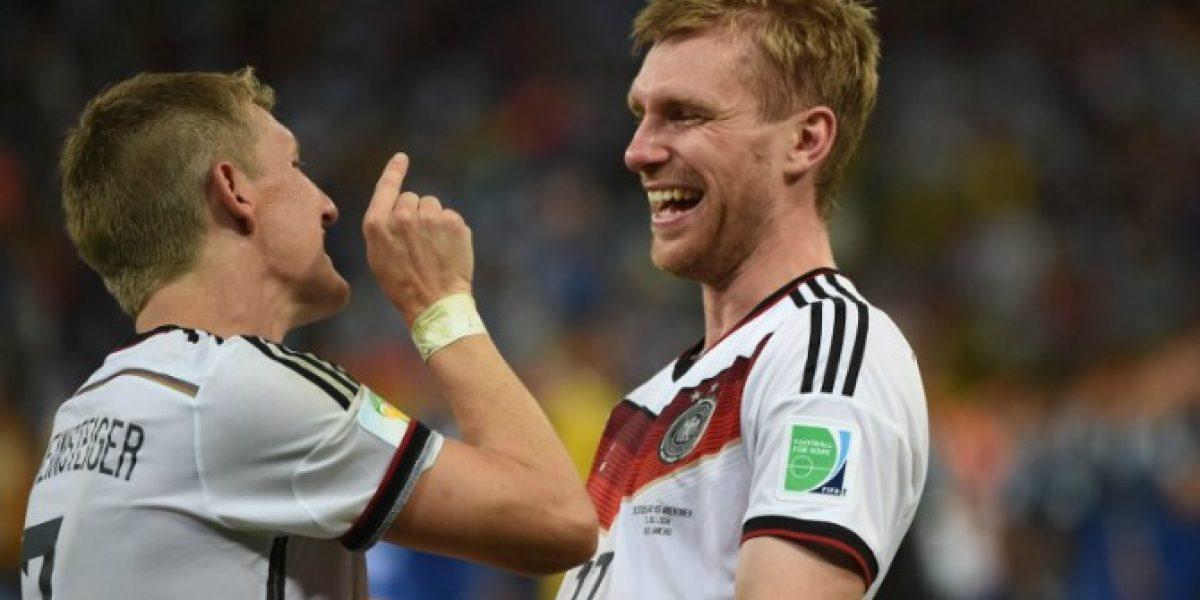 Mertesacker anuncia su retirada de la selección de fútbol alemana