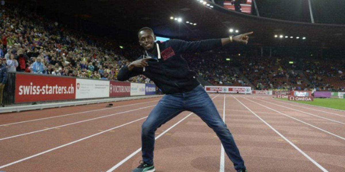 ¿Ya tendrá ofertas? Bolt quiere dedicarse al fútbol cuando se retire en 2017