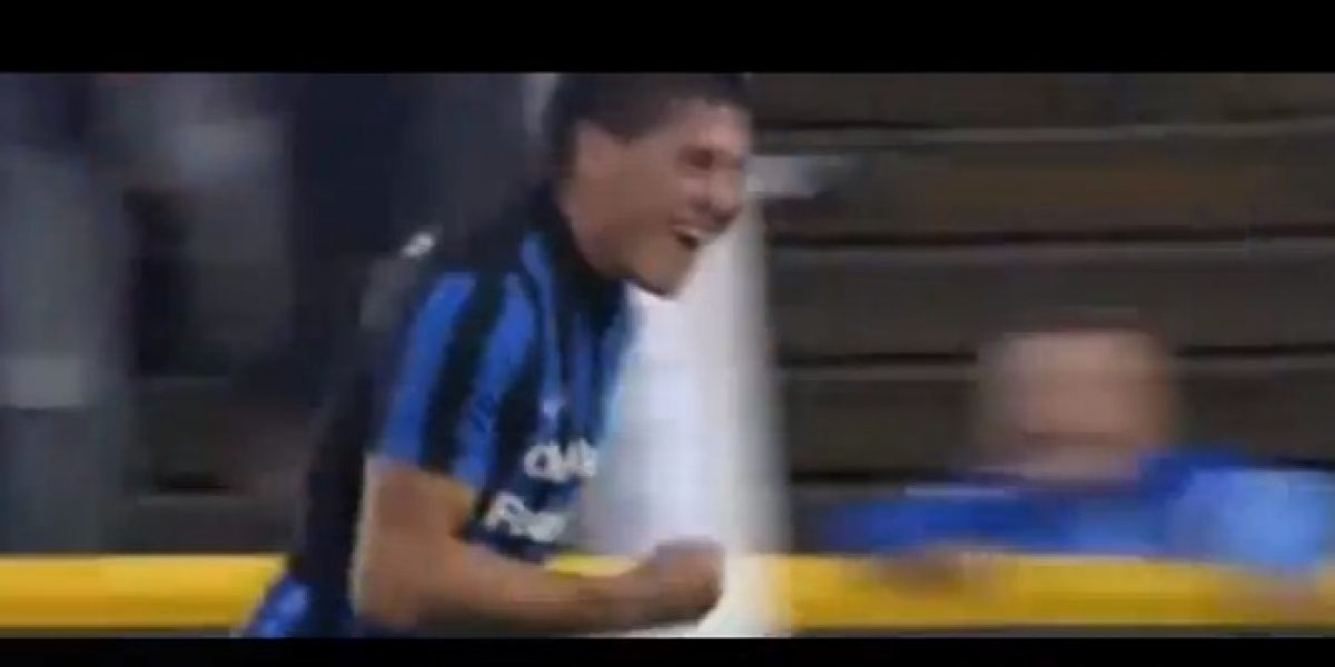 Video: ¡Tremendo! Así fue el gol de Nicolás Castillo por el Brujas