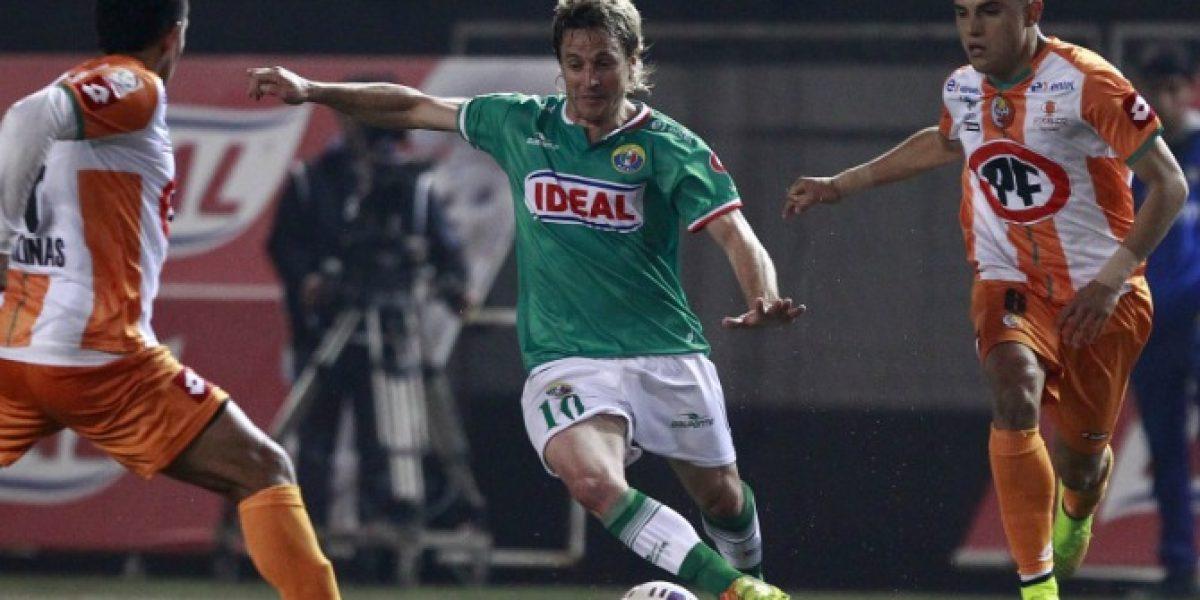 Con polémica: Cobresal dio vuelta el resultado y empató 2-2 con Audax Italiano