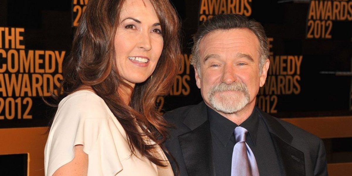 Michael J. Fox conmocionado al saber que Robin Williams tenía Parkinson