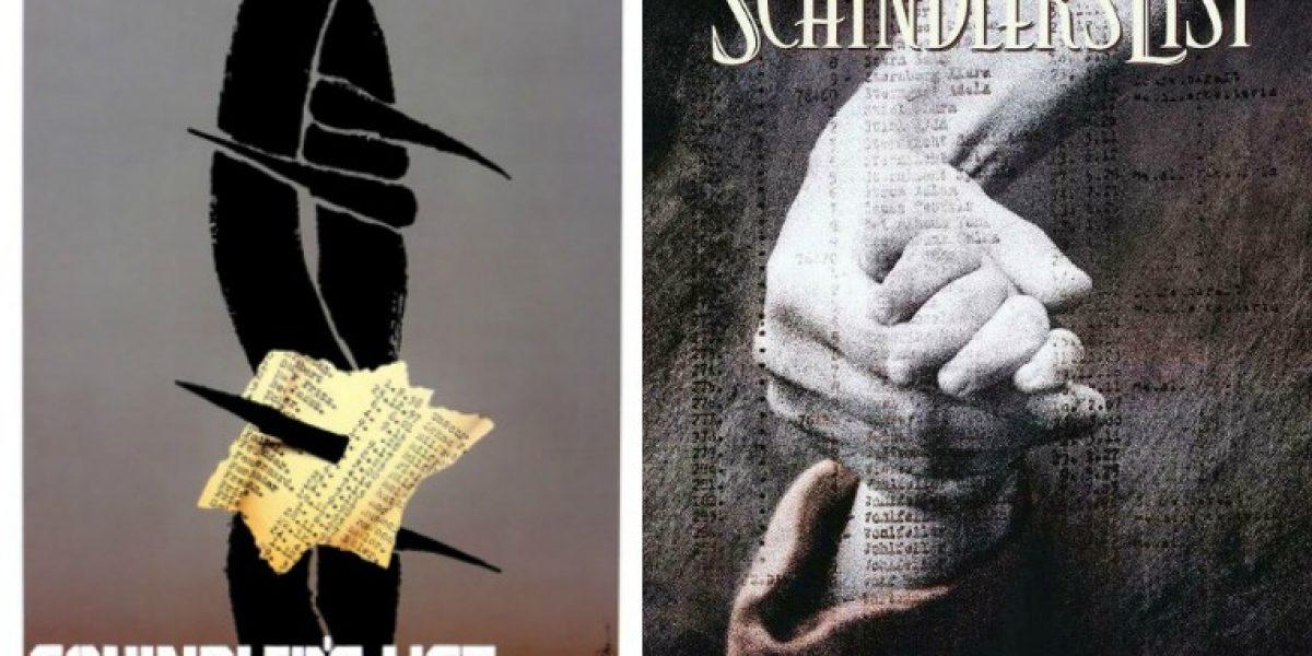 20 posters de películas que nunca se usaron