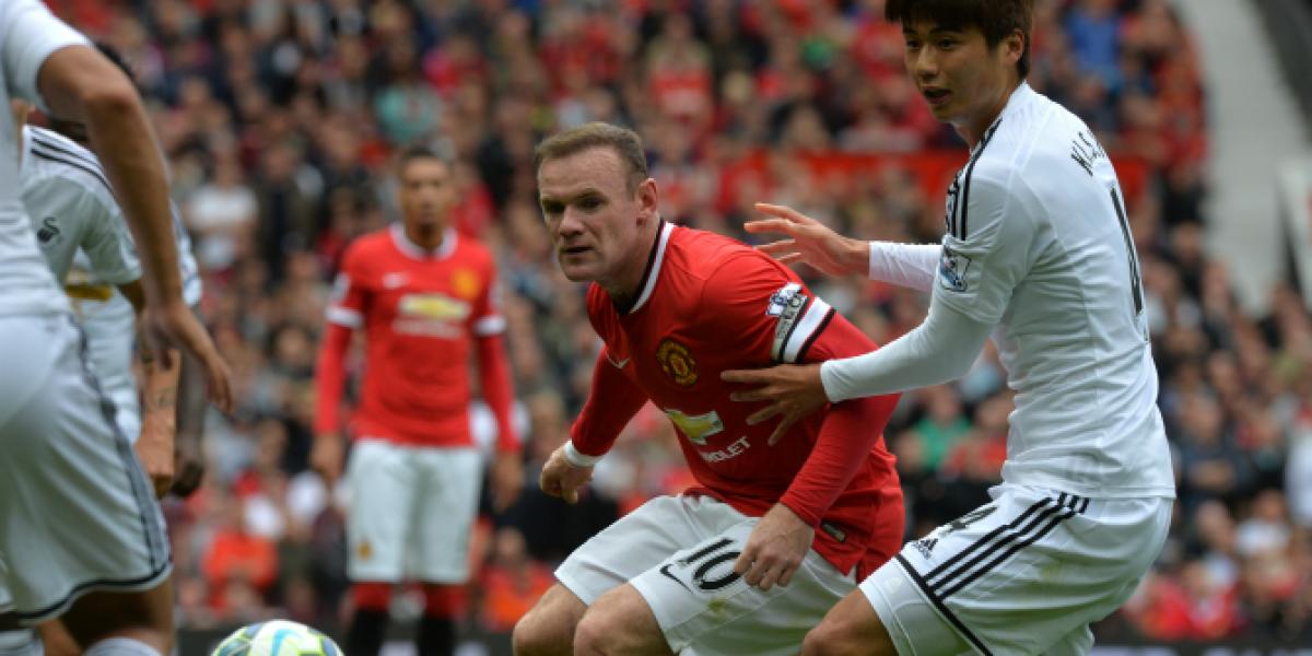 El United de Van Gaal cae ante el Swansea en el primer partido de la Premier