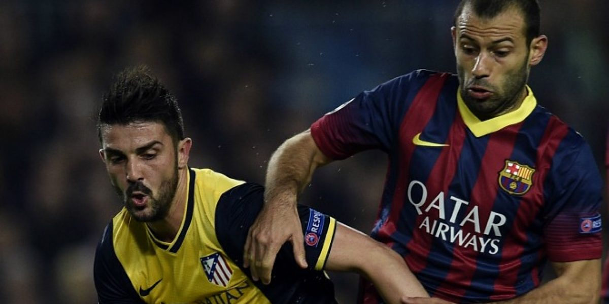 Para rato: Mascherano firmará su renovación hasta 2018 en Barcelona