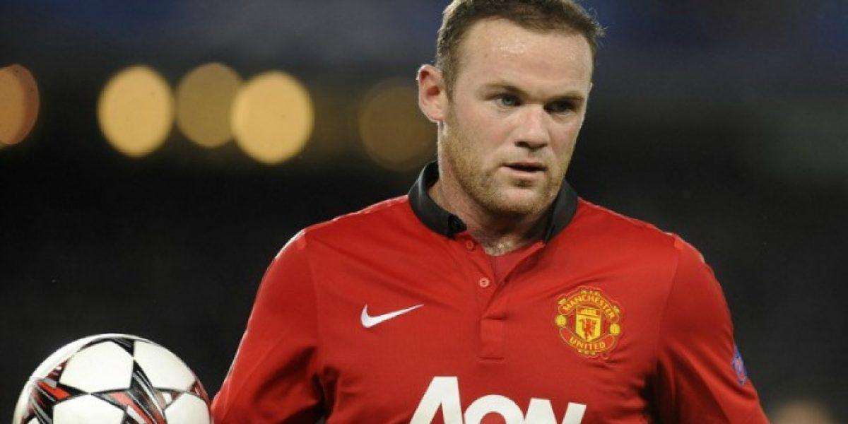 Video: ¡Gigante! Así fue el golazo de Wayne Rooney ante Swansea