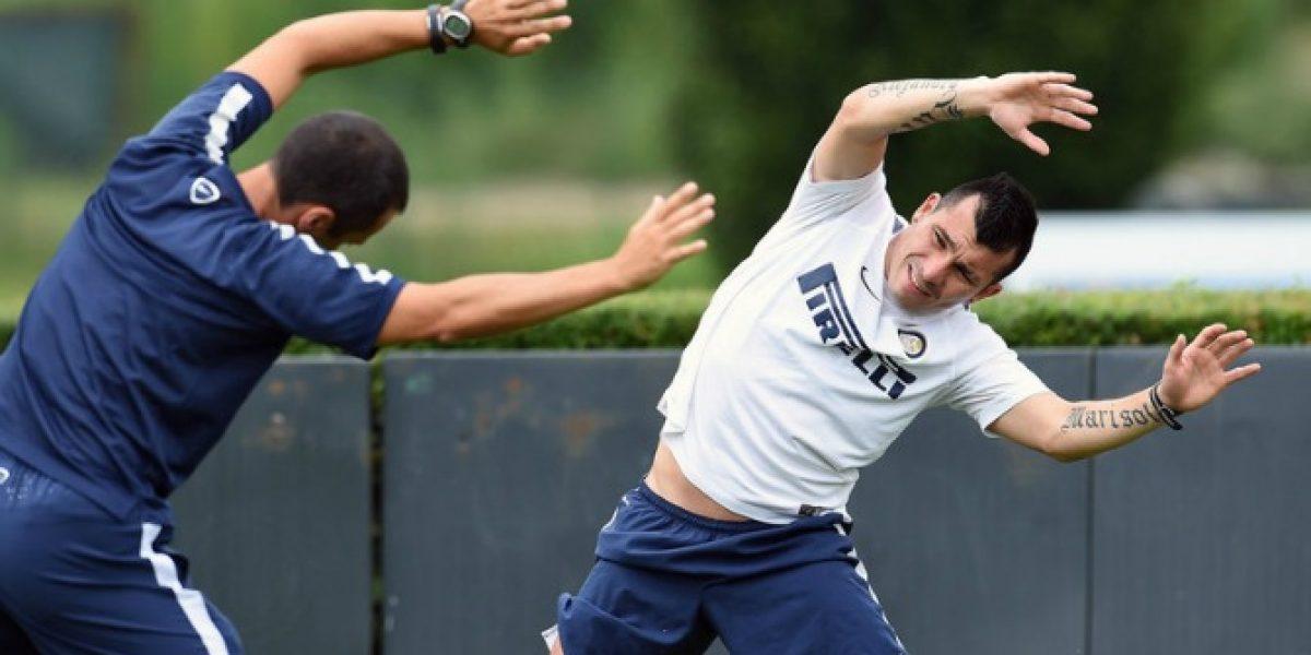Todo listo: Inter de Milán oficializó la contratación de Gary Medel
