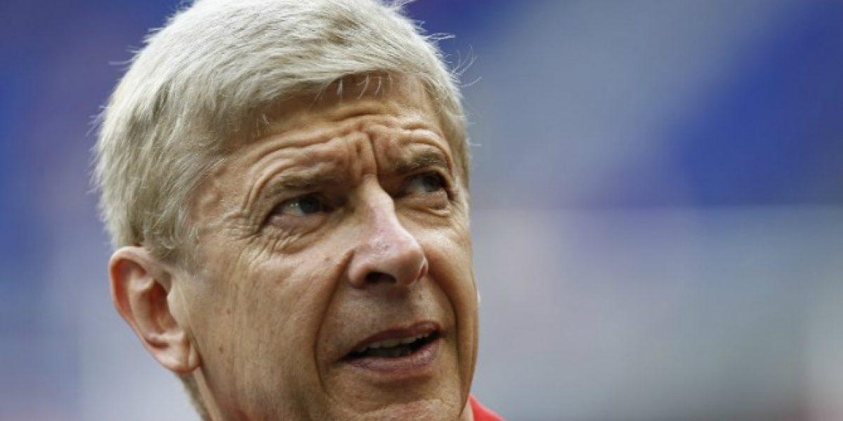 Arsene Wenger y desempeño de Alexis: