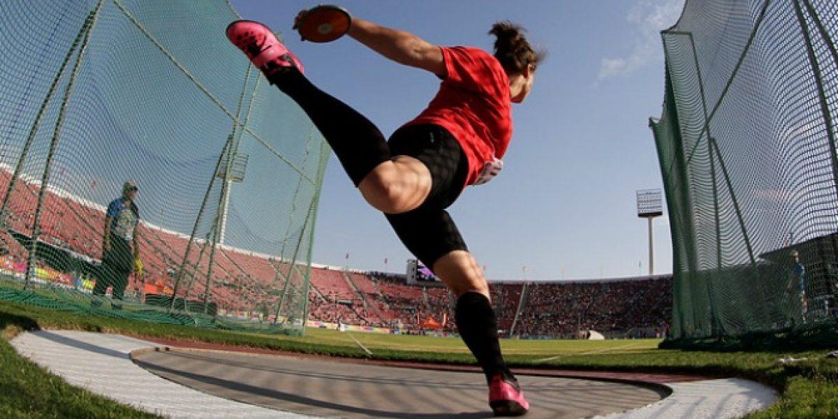 Karen Gallardo y Carlos Díaz logran bronce para Chile en Festival Deportivo Mexicano