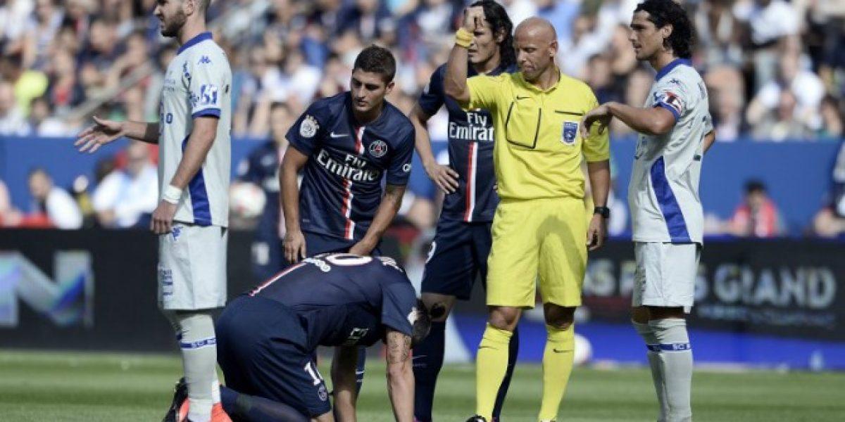París SG suma su primer triunfo liguero pero lamenta lesión de Ibrahimovic