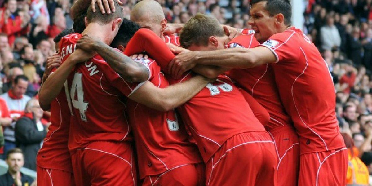 Liverpool arrancó su camino en la Premier con una trabajada victoria