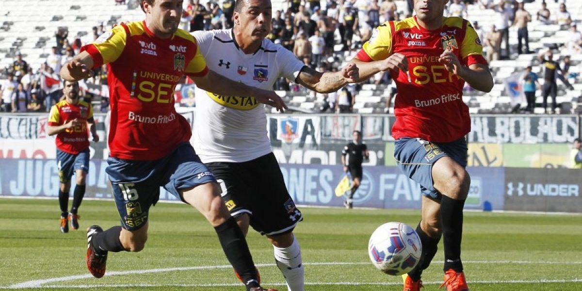 Colo Colo se prendió en el final, ganó y se acerca al líder U. de Chile