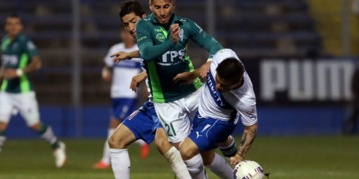 En Directo: Santiago Wanderers derrota a la UC en el cierre de la quinta fecha