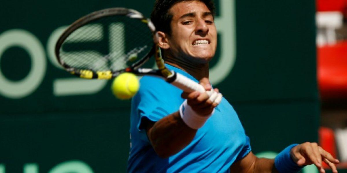 Garín, Podlipnik y Saavedra logran importante ascenso en ranking de ATP
