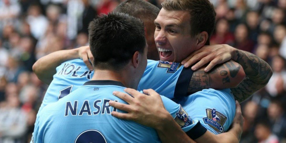 Prensa inglesa asegura que el Manchester City es el equipo a vencer esta temporada