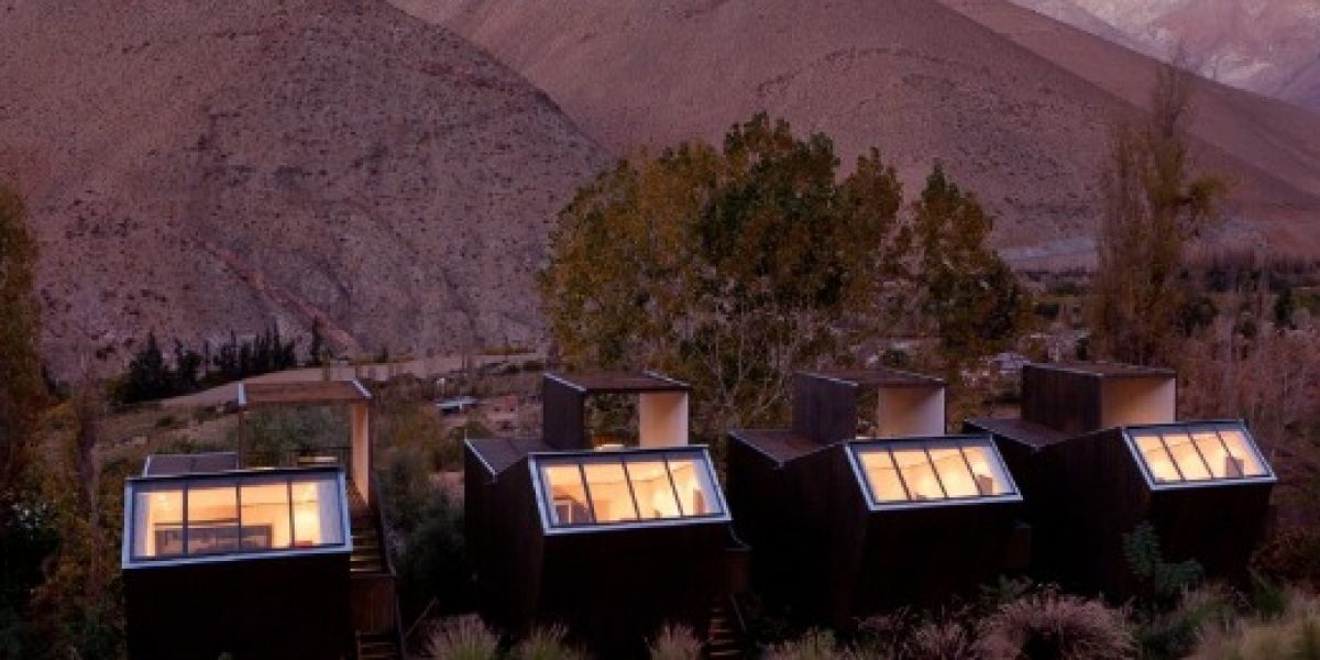 Galería: diez increíbles refugios en medio de la naturaleza