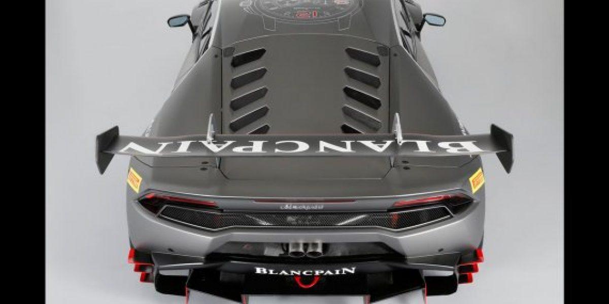 Este es el nuevo Lamborghini Huracán Super Trofeo