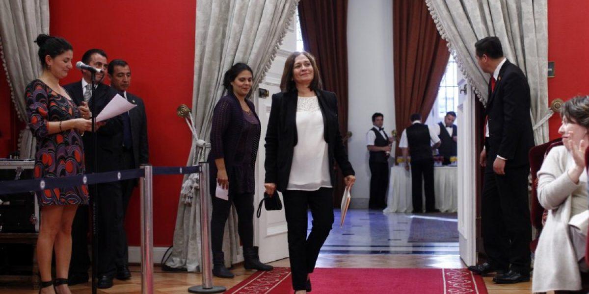 Cubana Reina María Rodríguez recibe el Premio Iberoamericano Pablo Neruda en La Moneda