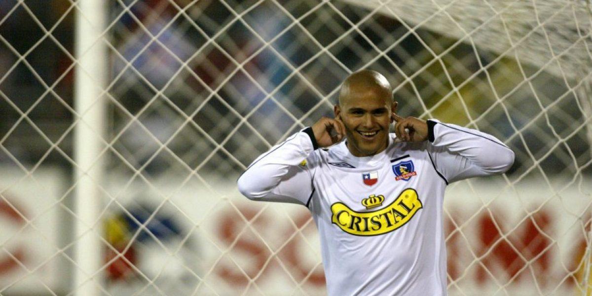 El Arcángel arremete con fuerza en la historia de los goleadores de Primera