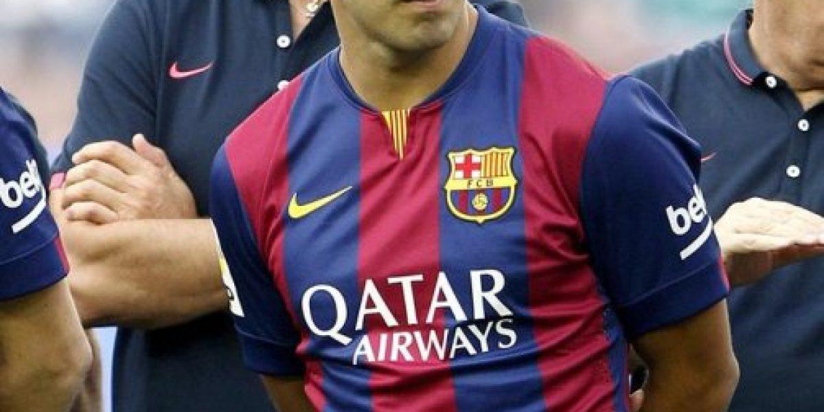 Claudio Bravo estuvo sólido en goleada de Barcelona en el Trofeo Gamper