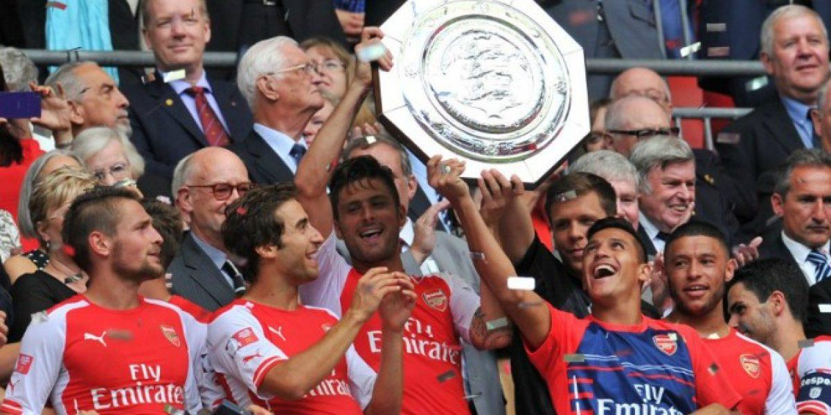 La millonaria suma que recibirían los jugadores de Besiktas si derrotan al Arsenal