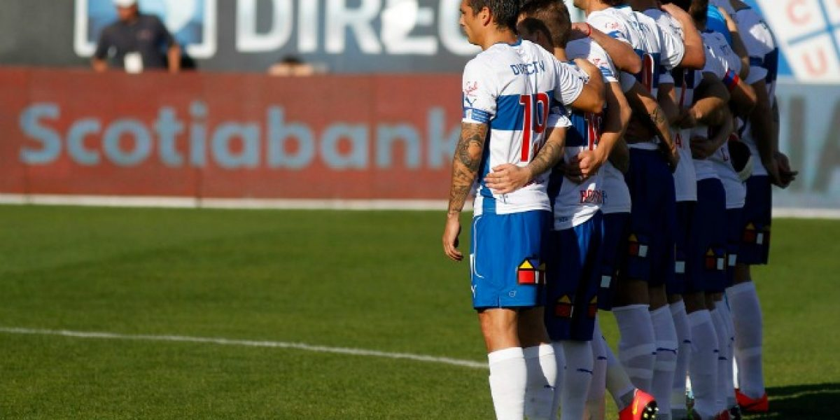 La UC presentó sus 30 inscritos para la Sudamericana con varios juveniles incluidos