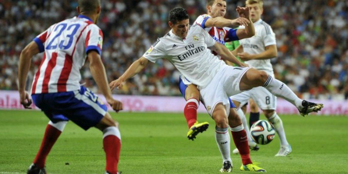 Video: Los goles del empate entre Real Madrid y Atlético en la ida de la Supercopa