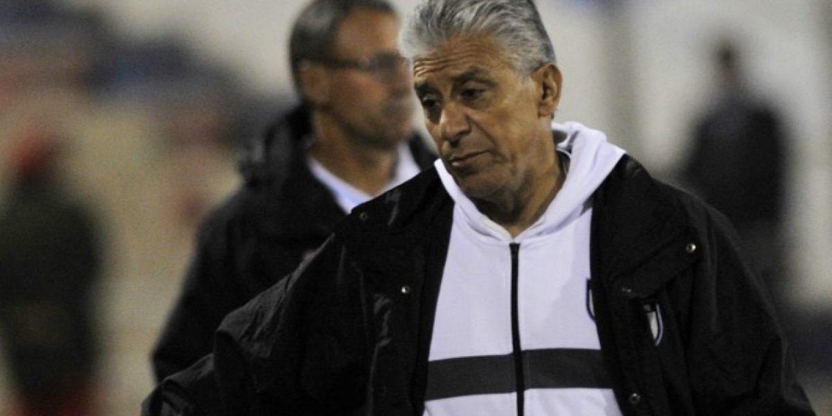 Pinto cree que la derrota de Iquique se debió a la fuerza como local de Universitario
