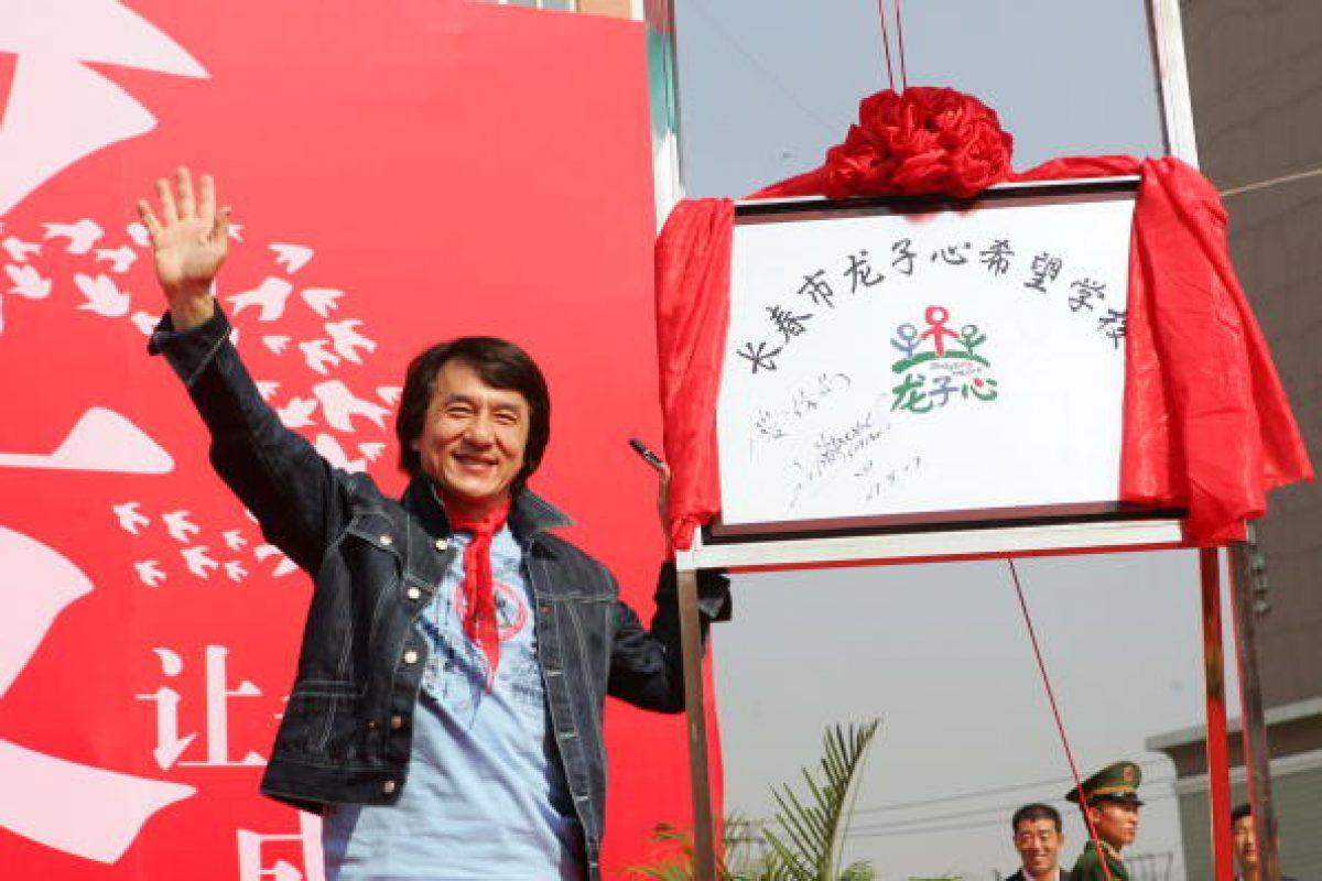 © 2007 China Photos. Imagen Por: