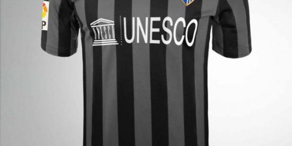 Galería: La hermosa camiseta alternativa de Málaga para la nueva temporada