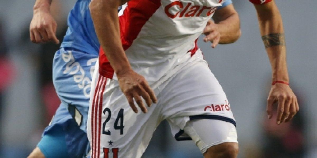 Con Ponce y Lorenzetti desde el arranque la U jugará su último partido por Copa Chile